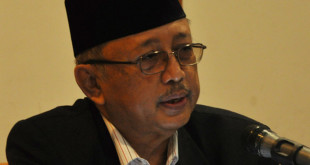 KH. Slamet Effendy Yusuf   Foto: Dok. DMI