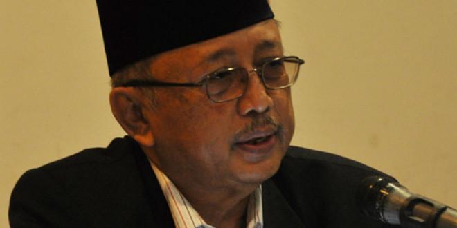 KH. Slamet Effendy Yusuf | Foto: Dok. DMI