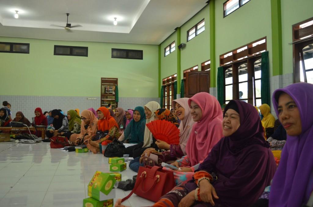 Seminar ibu pengajian ldii