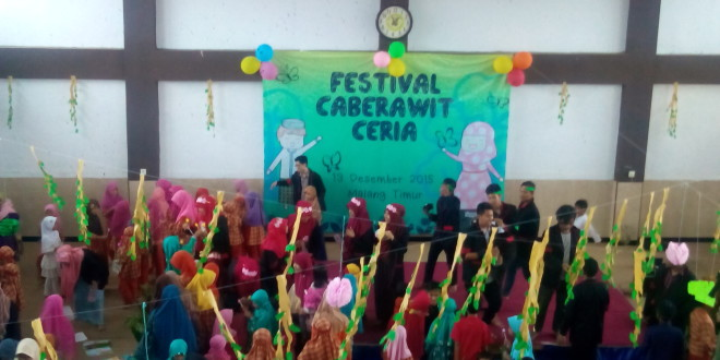 Festival Caberawit Ceria LDII Kabupaten Malang