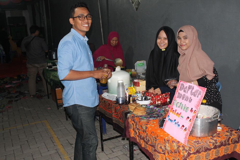 Bazar muda-mudi PC LDII Semapir.