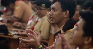 Kopassus Latih 267 Anggota SAKO SPN dalam Pembentukan Karakter dan Wawasan Kebangsaan