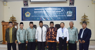 Biro EPM Jawa Timur menggelar Workshop Ekonomi Syariah bertempat di Balai Besar Pemberdayaan Masyarakat dan Desa Kemendagri, Malang, Jumat (25/3).