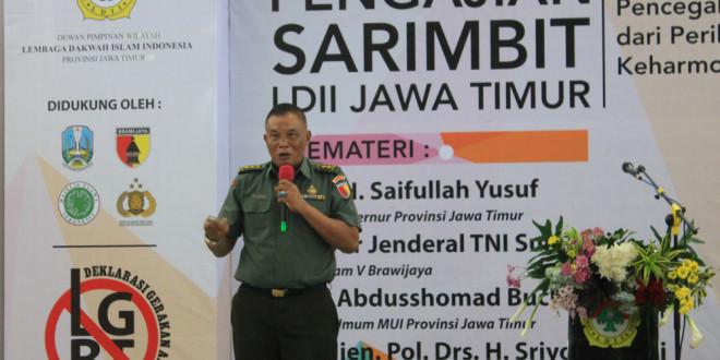 Pabandya Bakti TNI Sterdam V/Brawijaya, Letkol inf Drs. Didi Suryadi, MAP.