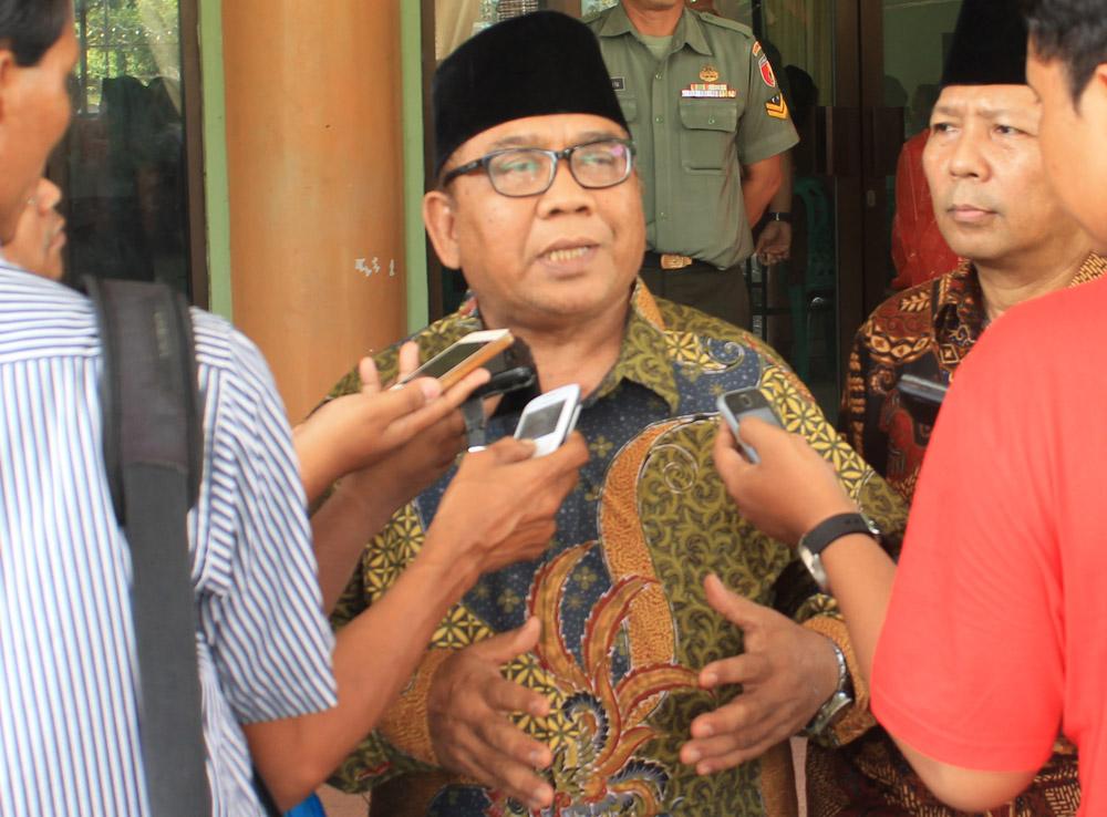 Ketua Umum DPP LDII Abdullah Syam