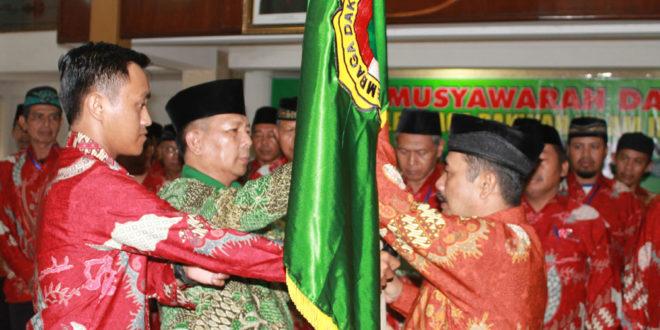 Ir. H. Suprapto, MMA terpilih kembali sebagai Ketua DPD LDII Kabupaten Ngawi, Selasa (31/5).