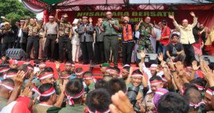 30 Ribu Warga Ikut Parade Nusantara Bersatu untuk Kebhinnekaan