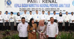Indonesia Darurat Narkoba, BNNP Jatim  Tingkatkan Kerjasama dan Kerja Keras