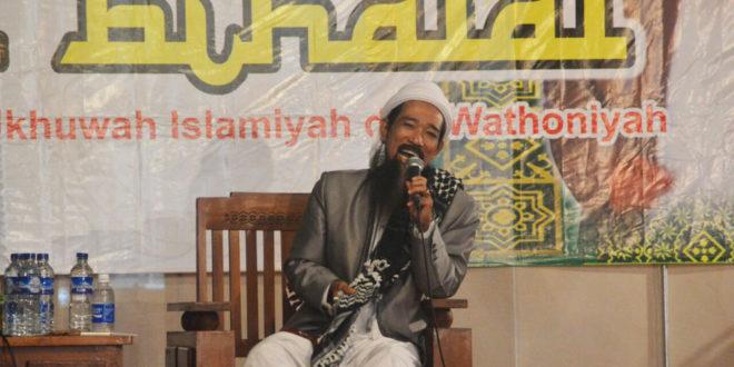 Kyai NU H. Abdul Mutholib (Kerah Sakti).