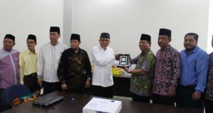 LDII Jatim Terima Kunjungan MUI DKI Jakarta