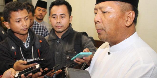 Ketua DPW LDII Jawa Timur H. Amien Adhy.