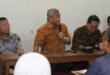 Prof. Dr. Ir. KH. Mohammad Nuh, DEA saat menghadiri konsolidasi DPW LDII Jawa Timur.
