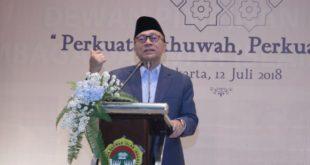 Ketua MPR-RI Ajak LDII Jaga Persatuan di Tahun Politik