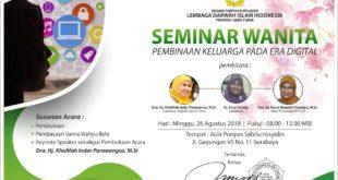 seminar wanita