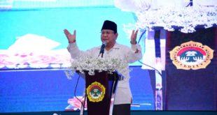 Prabowo: Solusi Masalah Bangsa Sudah Ada Dalam UUD 45