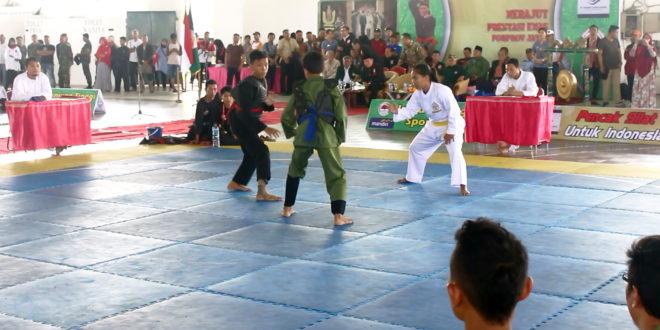 27 Perguruan Ikuti Kejuaran Pencak Silat IPSI Surabaya.
