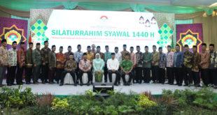 Silaturahim Syawal LDII Jatim Perkuat Ukhuwah dan NKRI