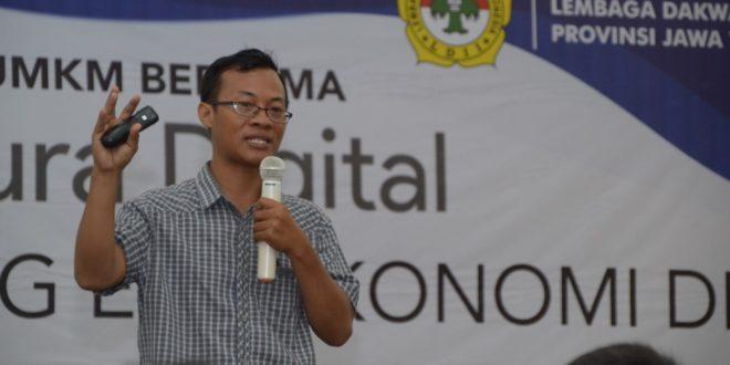 Kembangkan Ekonomi Digital, Gapura Digital Latih UMKM LDII Jatim