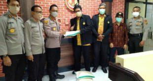 Polda Bali Salurkan Bantuan Beras pada Warga LDII
