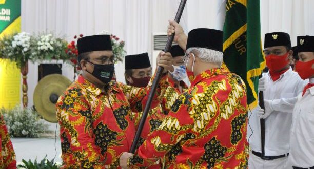 Moch. Amrodji Pimpin DPW LDII Jatim 2020-2025
