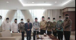 Bahas Rapimnas LDII 2020, Menag Fachrul Razi Ajak Wujudkan Moderasi Beragama