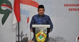 Kemenag Buka Musda IX LDII Surabaya, Tekankan Pentingnya Moderasi Beragama