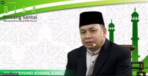 Hariyono Ichsan, Dewan Guru Ponpes Wali Barokah