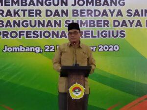 Sambutan Ketua DPW LDII Jawa Timur
