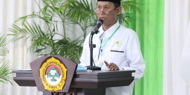 Ketua DPD LDII Sumenep Musaheri