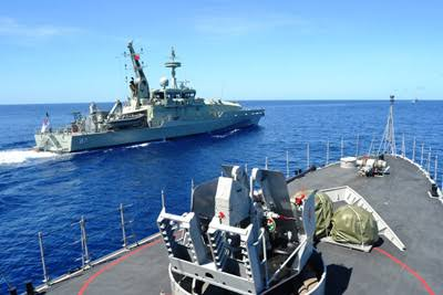 Kedaualatan maritim indonesia