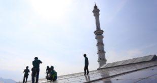 Kurangi Ketergantungan Dengan PLN, LDII Bangun PLTS Terbesar Ponpes di Indonesia