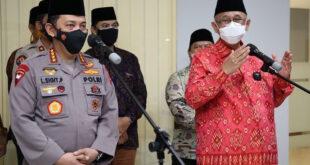 Hari Bhayangkara, Ketua Umum LDII Apresiasi Kerja Senyap Polri Tangani Pandemi Covid-19